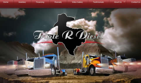 Triple R Diesel Professional Service, Triple R Diesel Trucks, Conventionals, Big Rigs, Triple R Diesel Finance truck, Triple R Diesel new website
